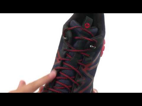 Merrell Capra Sport Gore Tex Shoes Unboxing amp First I