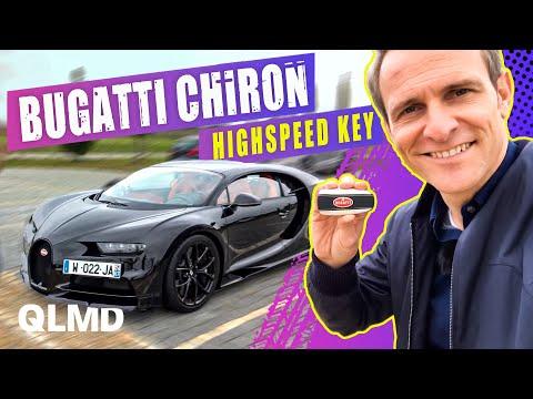 Bugatti Chiron 420 km/h-Key