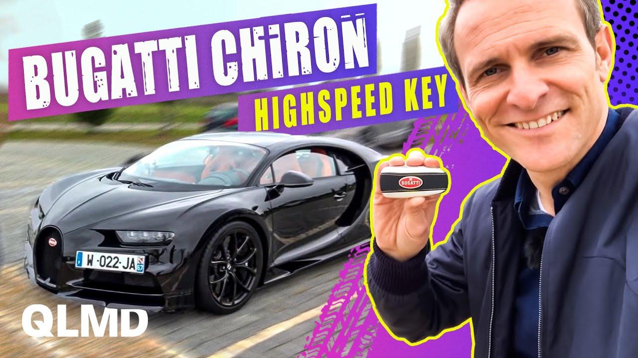 Bugatti Chiron Grip