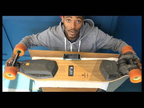Boosted Board maintenance after 3000 miles on a V2
