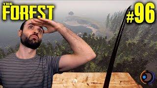 The Forest #96 | LAS MEJORES VISTAS DE LA ISLA :D | Gameplay Español