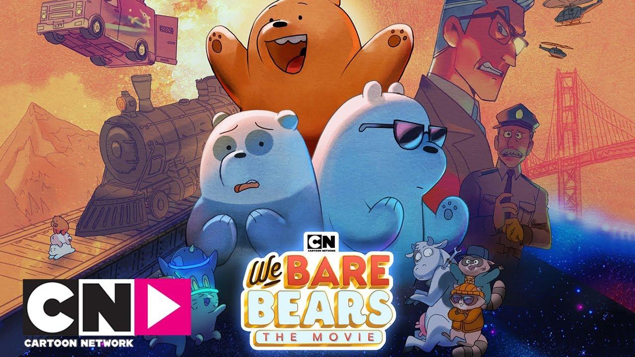Aventurile fraților urși: filmul   Social media   Cartoon Network