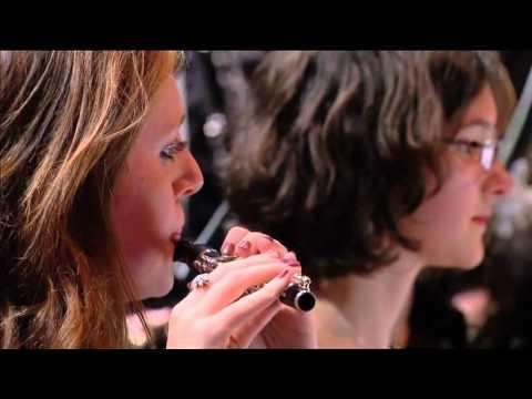 NYO perform Nico Muhly's Gait - BBC Proms 2012