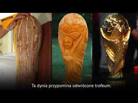 Dyniowy Puchar Świata Od Chińskiego Szefa Kuchni