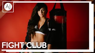 ANDREW JAMES | Professional Photographer | Fight Club
