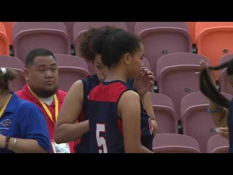 Pacific Games   2015 BASKETBALL G9 AMERICAN SAMOA vs SOLOMONS