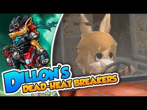 ¡Naishys en el MadMax Furro! - Dillon's Dead-Heat Breakers (3ds) DSimphony
