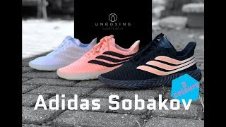 Adidas SOBAKOV [3 Colours] | ON FEET x 3 Colours | fashion shoes | 2018