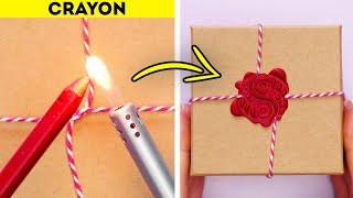 15 SMART WAYS TO WRAP YOUR PRESENT