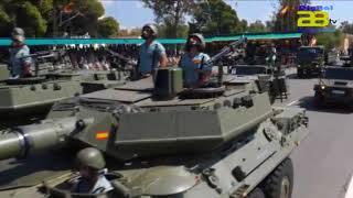 La ministra de Defensa preside los actos del 96 aniversario de La Legión