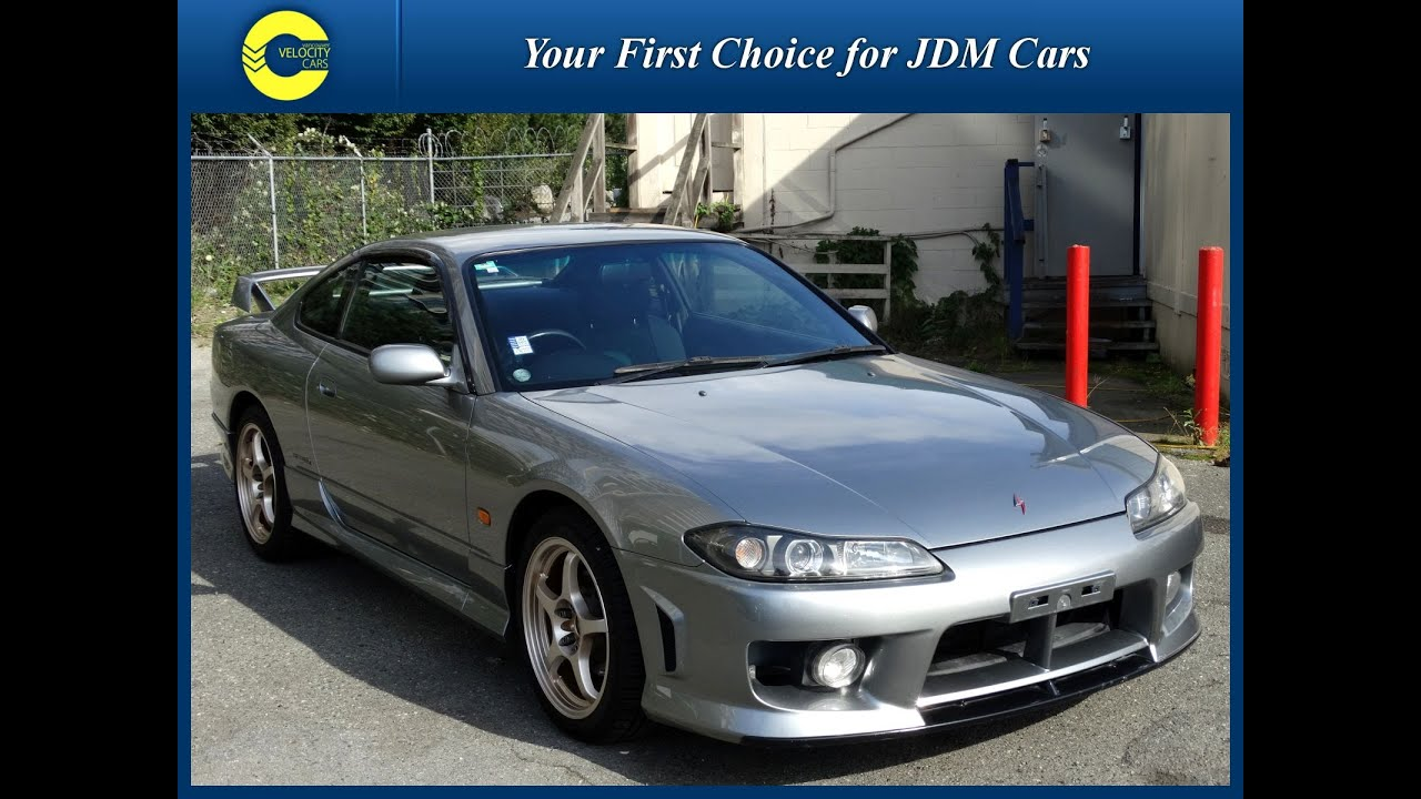 1999 Nissan Silvia S15 Spec R TURBO 6 Speed ONLY 132Ku0027S For Sale In  Vancouver   YouTube