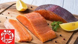Как легко Засолить Красную Рыбу! Малосольная Семга на Новый год 2020!