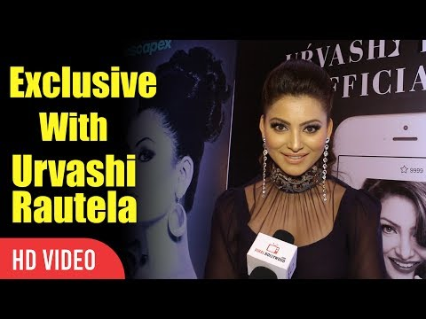 Exclusive Interview With Gorgeous Urvashi Rautela | Urvashi Rautela Official App