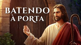 """Filme gospel 2018 completo dublado """"Batendo à porta"""" O Senhor Jesus bateu à porta do meu coração"""