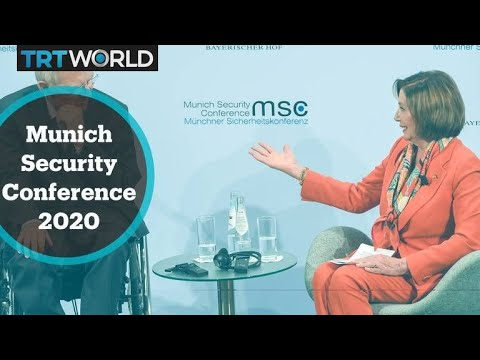 Munich Security Conference: