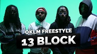 "13 BLOCK  - OKLM Freestyle Part 2 ""Faut Que\"""