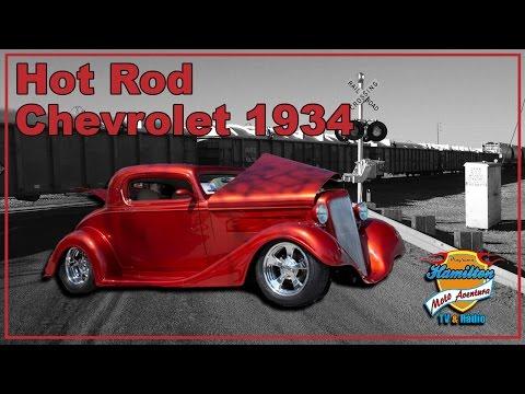 Hot Rod Chevrolet 1934