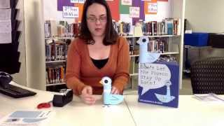 Crafty Creations #60: Making Mo Willems
