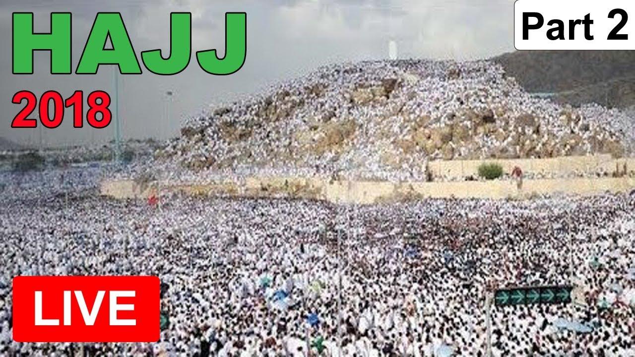 Download Hajj 2018 Live - Hajj 1439 Live - Makkah Live - Muzdalifah Live - Mina Live - Arafat Live - Madeenah