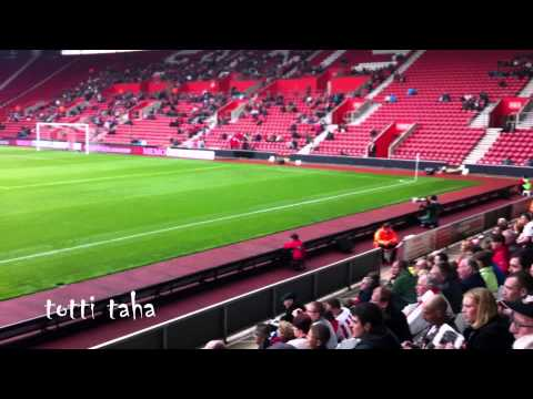 St Mary's Stadium Southampton ....