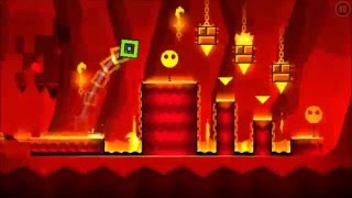 GEOMETRY DASH MELTDOWN - Viking Arena (all coins)