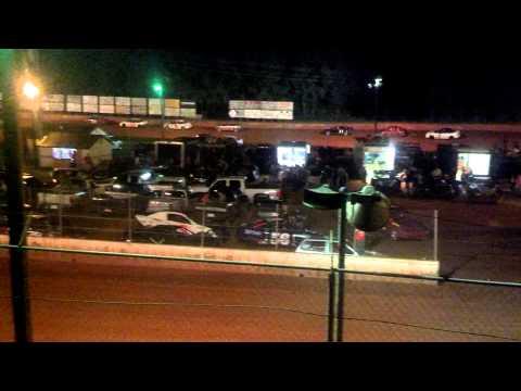 FWD 1st Heat- 8•24•13- Laurens County Speedway