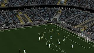 Man City 1-1 AEK Athens  Tελικός (Παράταση) (AEK Athens νίκη στα πέναλτι 7 - 6) - Στιγμιότυπα Αγώνα