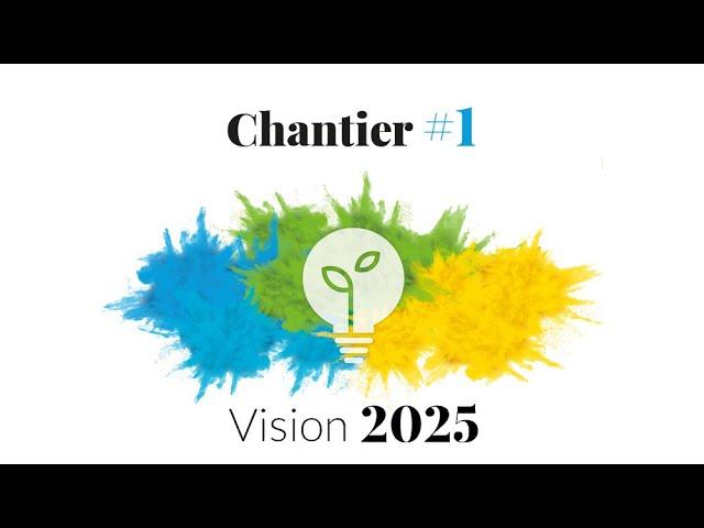 Gildas LEMEN (Cadiou Industrie) - Vision 2025 :  Chantier #1
