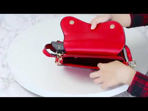 36d42e898ce4 MUNDA IT Saddle Handbag With Long Shoulder Strap - Large - JESSICABUURMAN