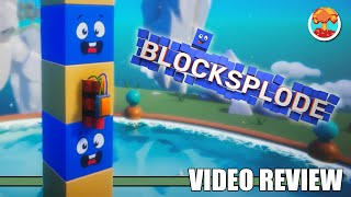 Review: Blocksplode (Steam) - Defunct Games