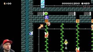 Super Mario Maker: интересные уровни и нечестные хитбоксы