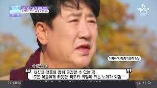 80년대 '원조 꽃미남 배우' 이영하, 신인 가수로 데뷔하다?