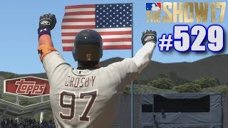 FIVE HOME RUNS AGAINST MY OLD TEAM! | MLB The Show 17 | Road to the Show #529