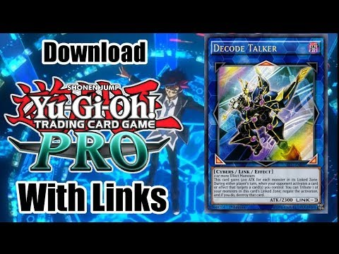 How to Download YGOPRO with Links | YGOPro Percy