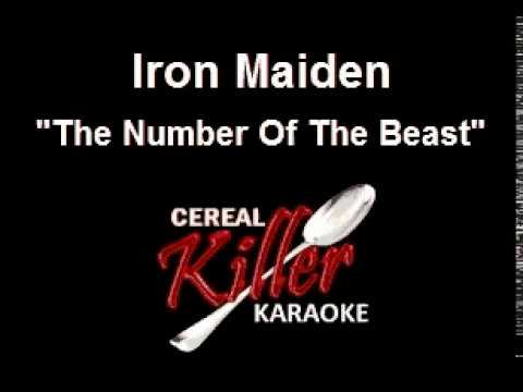 CKK - Iron Maiden - The Number Of The Beast (Karaoke)