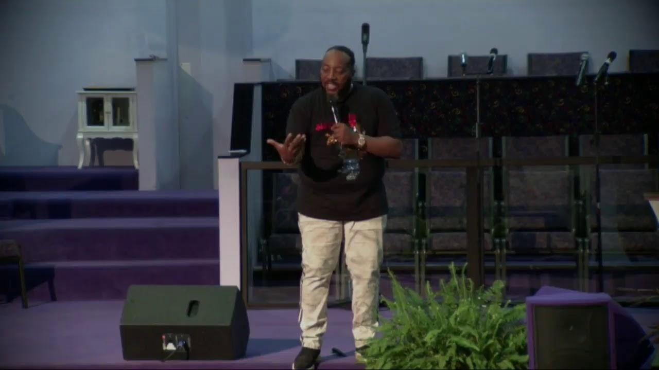 """Intentional Worship"" – Bishop Marvin Sapp"