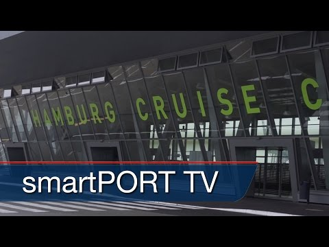 The cruise liner locations in the Port of Hamburg [ENG]