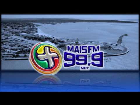 Prefixo - Mais FM - 99,9 MHz - São José de Ribamar/MA