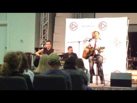 Building 429 - Glory Defined (acoustic) WWBS tour 2014