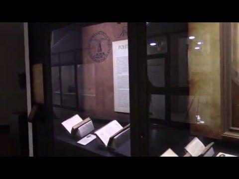 Remnant Trust Exhibit in the TTU Museum