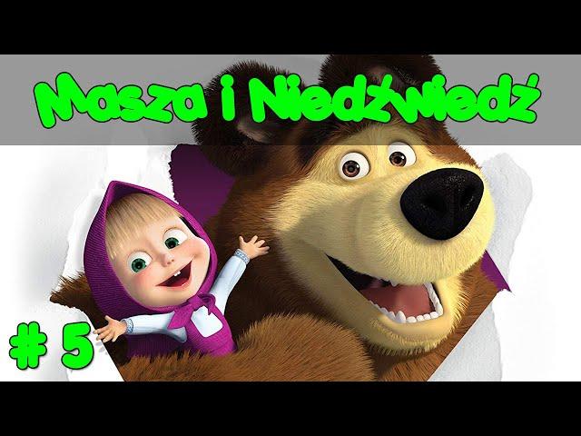 Masza i Niedźwiedź | Zabawa #6