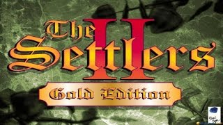 The Settlers 2 Gold Edition gameplay (PC Game, 1997)