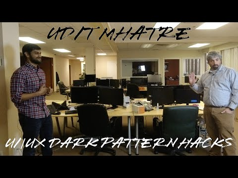 Udit Mhatre On AI & Dark Patterns SEO - #131 - YouTube