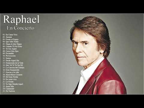 Raphael Sus Grandes Exitos    Las Mejores Canciones De Raphael