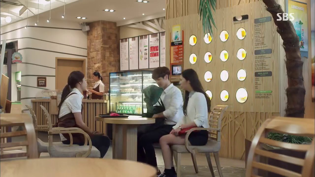 The Heirs eps 1 sub indo part 2