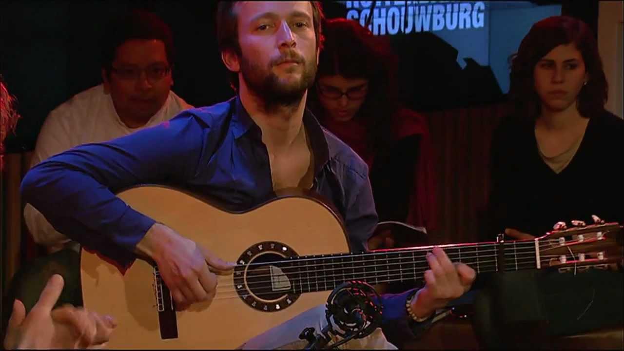 VIRUS 28 maart 2013: Edsart Udo de Haes - Improvisatie