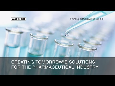 WACKER's Solution for the Pharmaceutical Industry