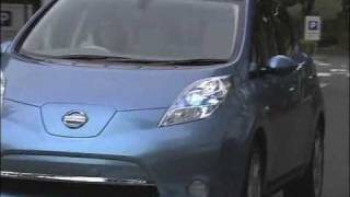 New Nissan LEAF EV 2010 - Zero-Emission Car
