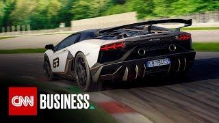 See Lamborghini's new Aventador SVJ supercar
