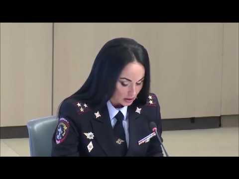 Руководитель ГУВМ МВД России Валентина Казакова о миграции в Россию 2019г